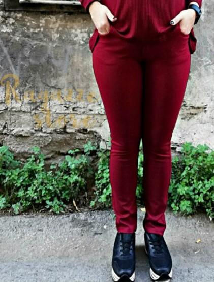 Ανορθωτικό skinny παντελόνι