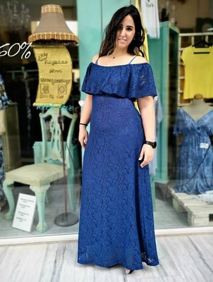 'Princess Diana' lace dress